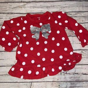 Carters 18 Month Girls Top